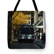 Denver City Scenes Tote Bag