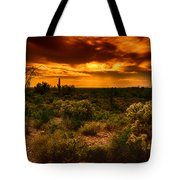 Desert Gold  Tote Bag