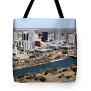 Downtown Austin Tote Bag