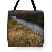 Eastern Sierras And Owens River Tote Bag