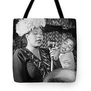 Ella Fitzgerald (1917-1996) Tote Bag by Granger