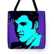Elvis The King Tote Bag