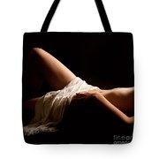 Erotic Body Part Tote Bag