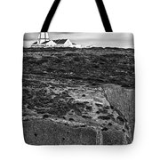Espichel Cape Lighthouse Tote Bag