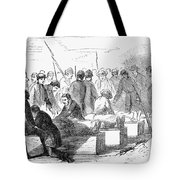 Execution Of Conspirators Tote Bag