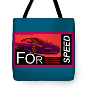 Fast Approved Tote Bag