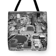 Fifth Third Field Toledo Ohio Tote Bag