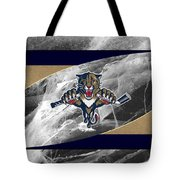 Florida Panthers Tote Bag