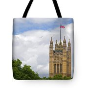 Flying The Colours Tote Bag