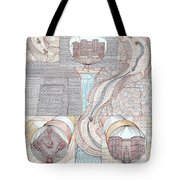 Fortune Of Castles Tote Bag