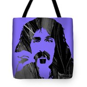 Frank Zappa Collection Tote Bag