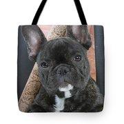 French Bulldog Puppy Tote Bag