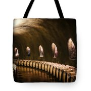Fruits Of The Vine Tote Bag