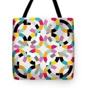 Geometric  Tote Bag by Mark Ashkenazi