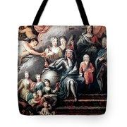 George I (1660-1727) Tote Bag