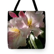 Glowing Pink Tote Bag