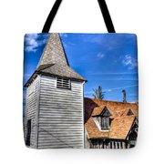Greensted Church Ongar Tote Bag