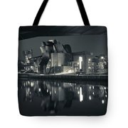 Guggenheim Museum Designed By Frank Tote Bag