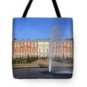 Hampton Court Palace England Tote Bag