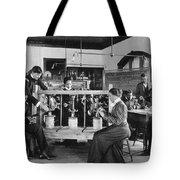 Hampton Institute, 1899 Tote Bag