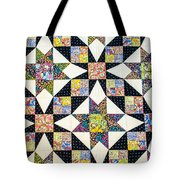 Hand Made Quilt Tote Bag