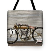 Harley-davidson Board Track Racer Tote Bag