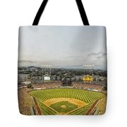 Home Of The Dodgers Tote Bag