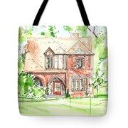 House Rendering Sample Tote Bag