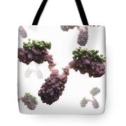 Human Antibodies Tote Bag
