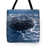 Humpback Whales Tote Bag