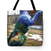 Hunt For The Unicorn On A Full Moon Tote Bag