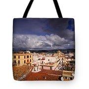 Ibiza Town Tote Bag