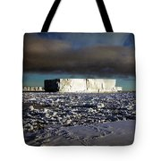 Iceberg In The Ross Sea Antarctica Tote Bag