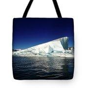 Icebergs-jokulsarlon Glacial Lagoon Tote Bag