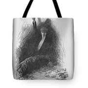 Illustration From The Picture Of Dorian Tote Bag