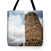 Indian Watchtower Grand Canyon Tote Bag