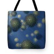 Influenza A Virus Tote Bag