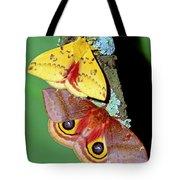 Io Moth Tote Bag