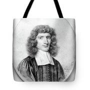 Isaac Barrow (1630-1677) Tote Bag