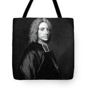 Isaac Watts (1674-1748) Tote Bag
