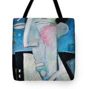 Jazz Face Tote Bag