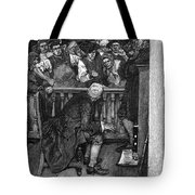 Jonathan Wild (c1682-1725) Tote Bag