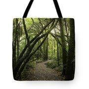 Jungle Trail Tote Bag