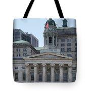 Kings Court Tote Bag