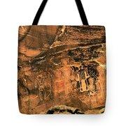 3 Kings Rock Art Tote Bag