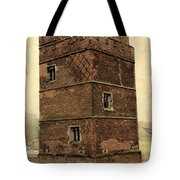 Kirby Muxloe Castle  Tote Bag