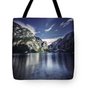 Lake Braies And Dolomite Alps, Northern Tote Bag