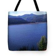 Lakes 4 Tote Bag by J D Owen