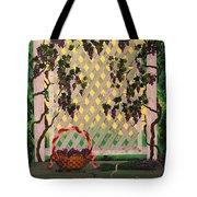 Lambrusco And Lavender Tote Bag