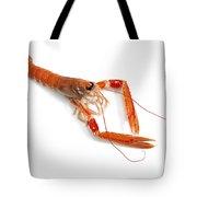 Langoustine Tote Bag
